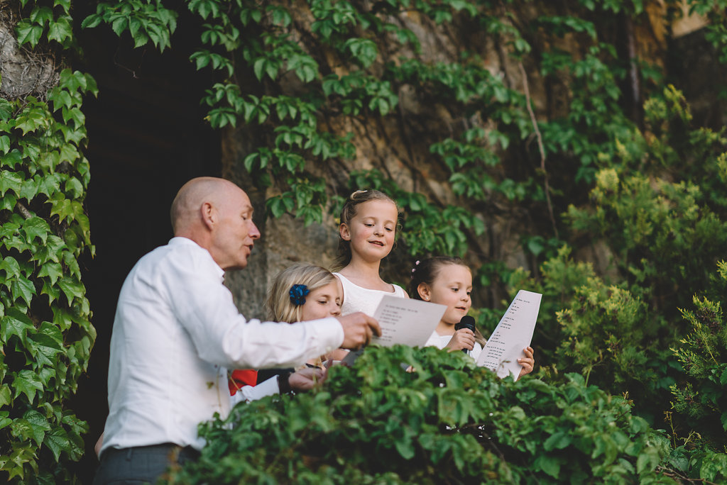 Wedding in a Tuscan Castle - Italy