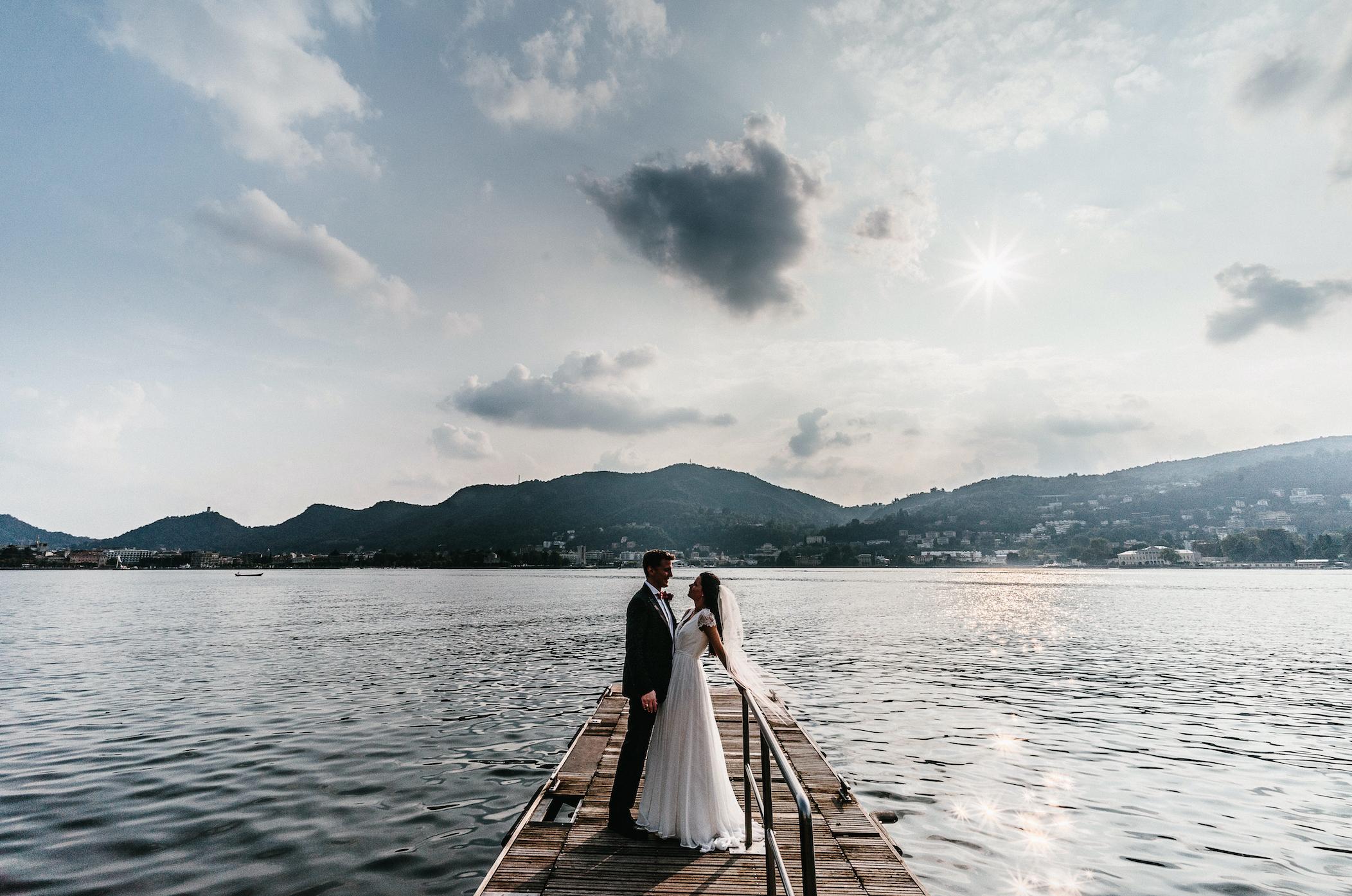 Wedding on Como Lake - Italian Lakes
