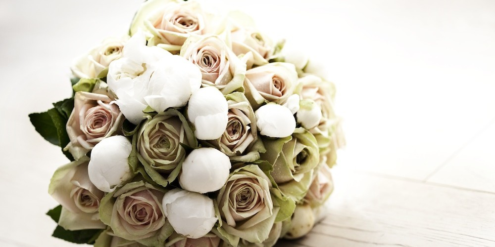 Bridal Bouquet - Floral Design by Italian Wedding Designer