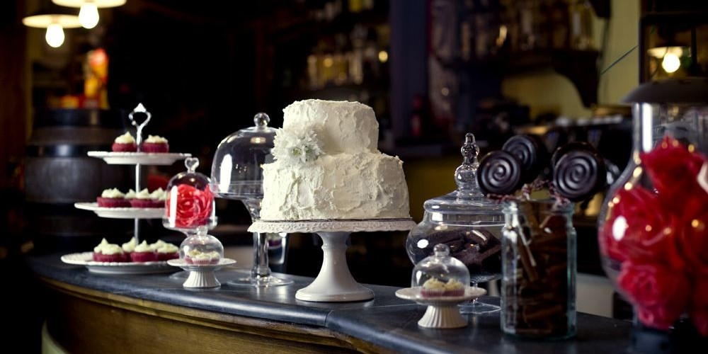 Sweet table by Italian Wedding Designer