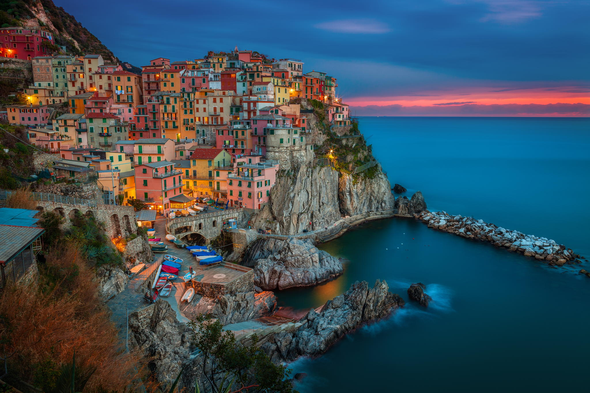 Cinque Terre – Italy – Italian Riviera