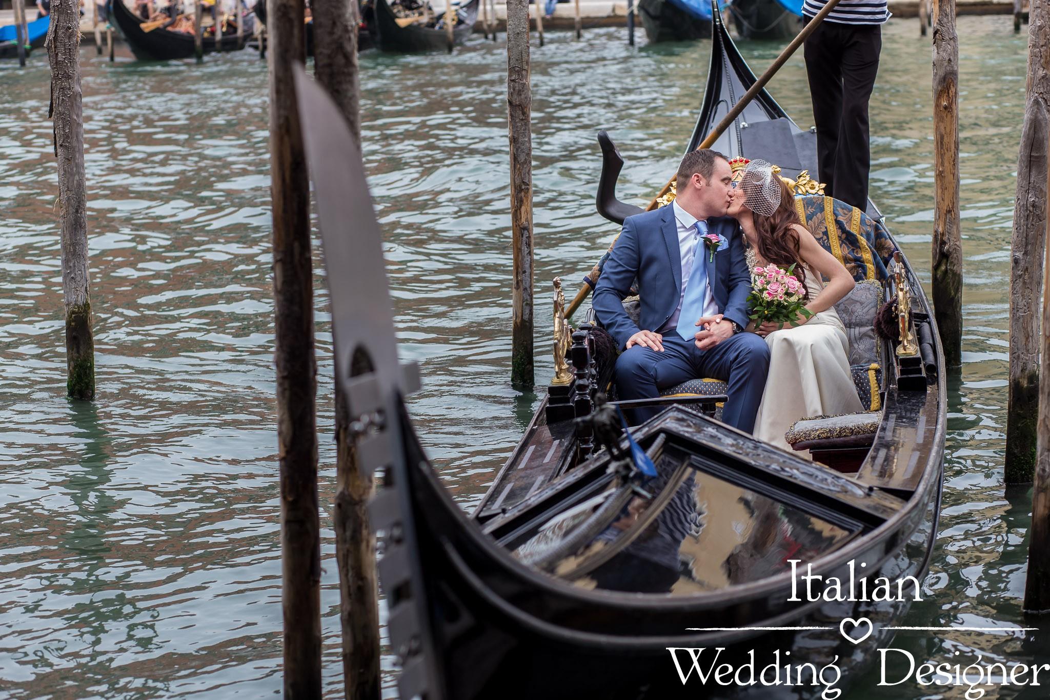 Wedding in Venice - Italian Wedding Designer 35