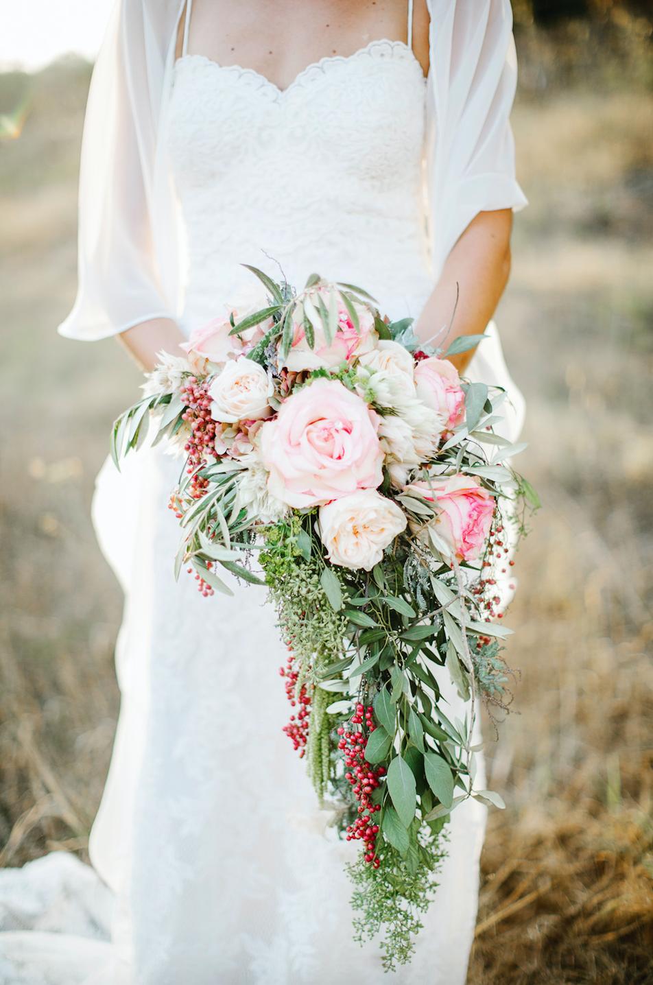 Wild Bouquet, italian wedding bouquet from Italian Wedding Designer