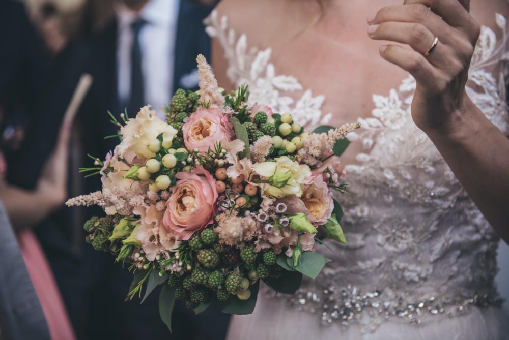 Berries Bouquet, italian wedding bouquet from Italian Wedding Designer
