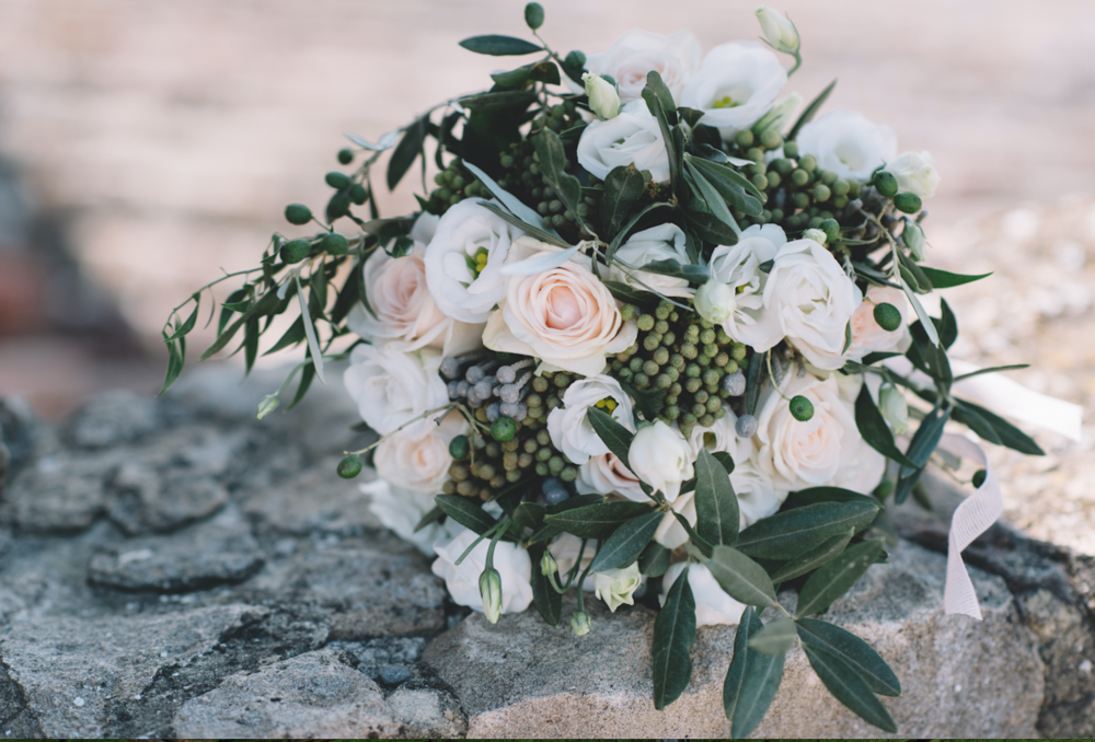 Bridal Bouquet Tuscany