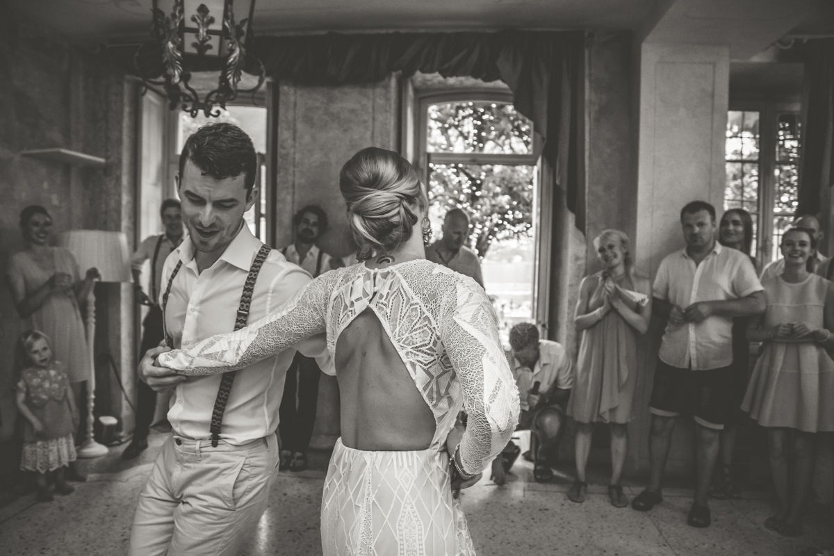 First Dance - Italian Wedding Designer - Wedding in Lake Como