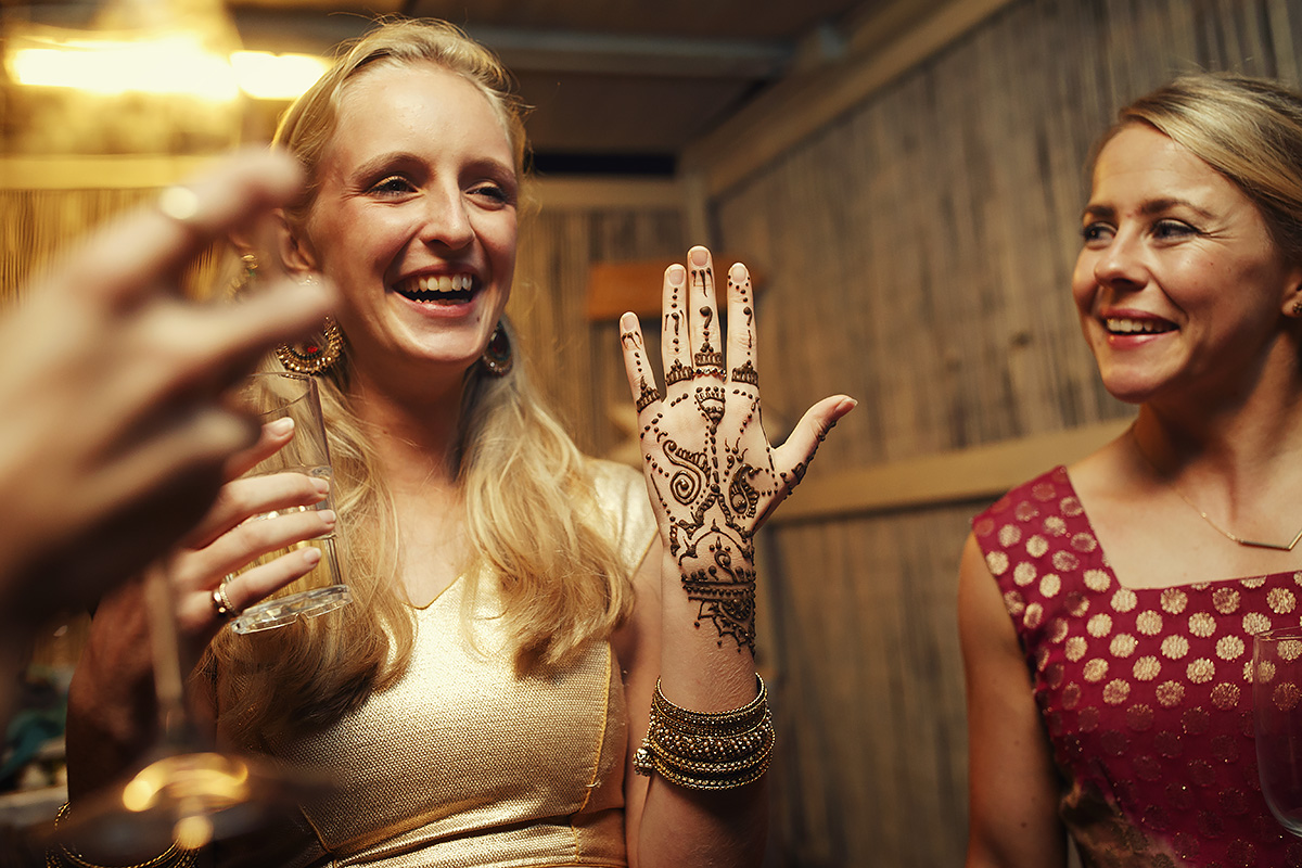 Mehendi - Indian Wedding in Italy - Italian Wedding Designer