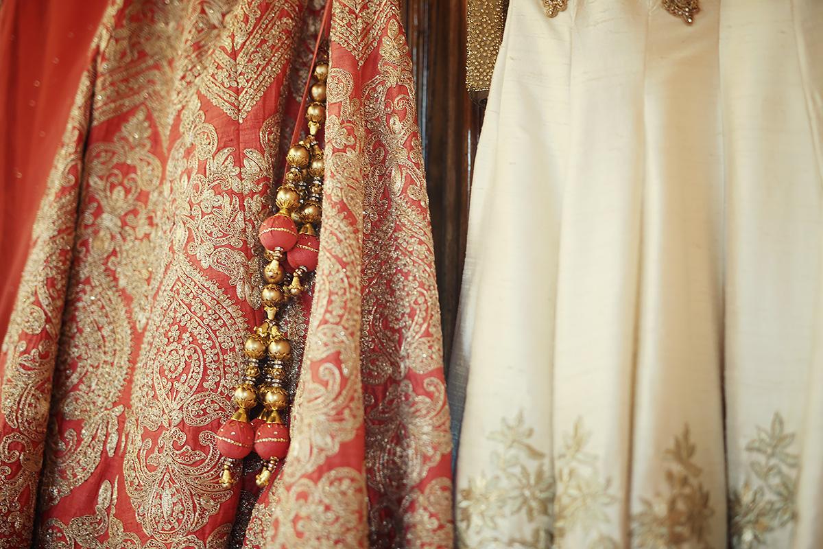 Indian Wedding Dress - Italian Wedding Designer