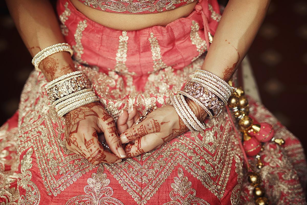Indian Bride jewelry - Italian Wedding Designer