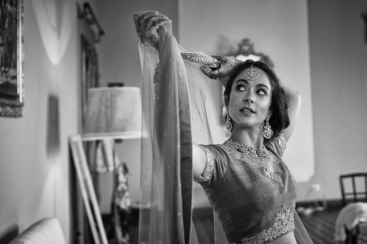 Wedding Dress Sari - Italian Wedding Designer