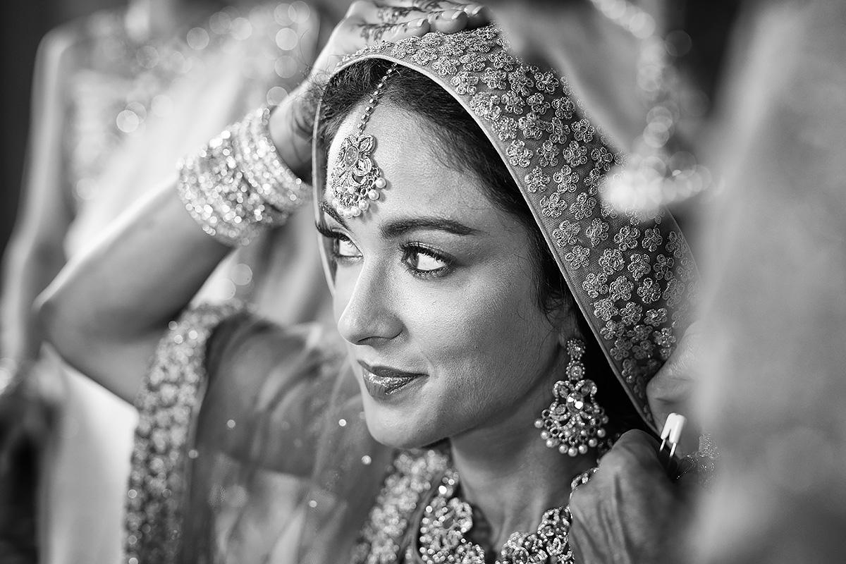 Bridal Sari Indian Wedding - Italian Wedding Designer