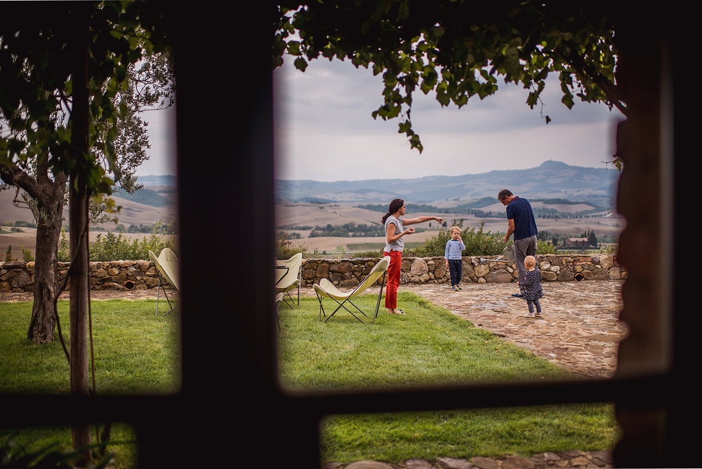 Private Villa in Val d'Orcia - Italian Wedding Designer