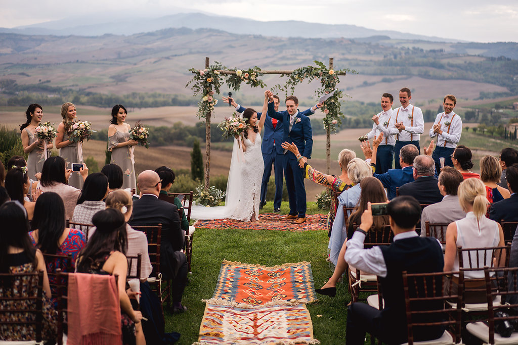 We Do in Val d'Orcia - Wedding in Tuscany - Italian Wedding Designer