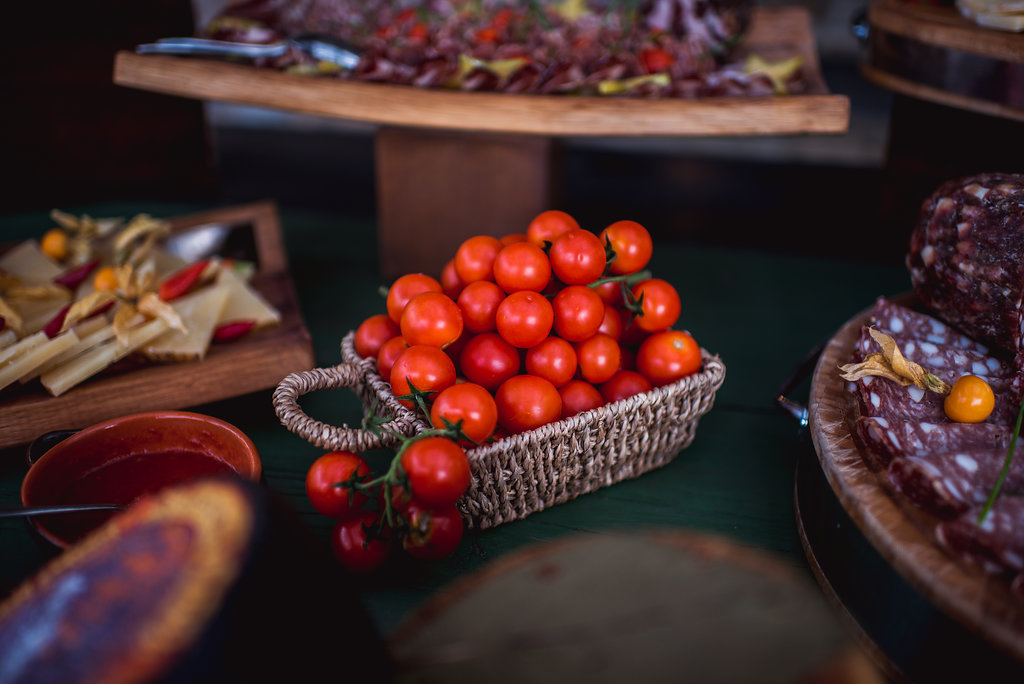 Cherry Tomato - Wedding in Tuscany - Italian Wedding Designer