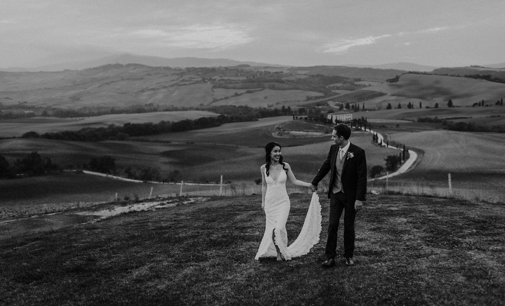 Wedding portraits - Wedding in Tuscany - Italian Wedding Designer
