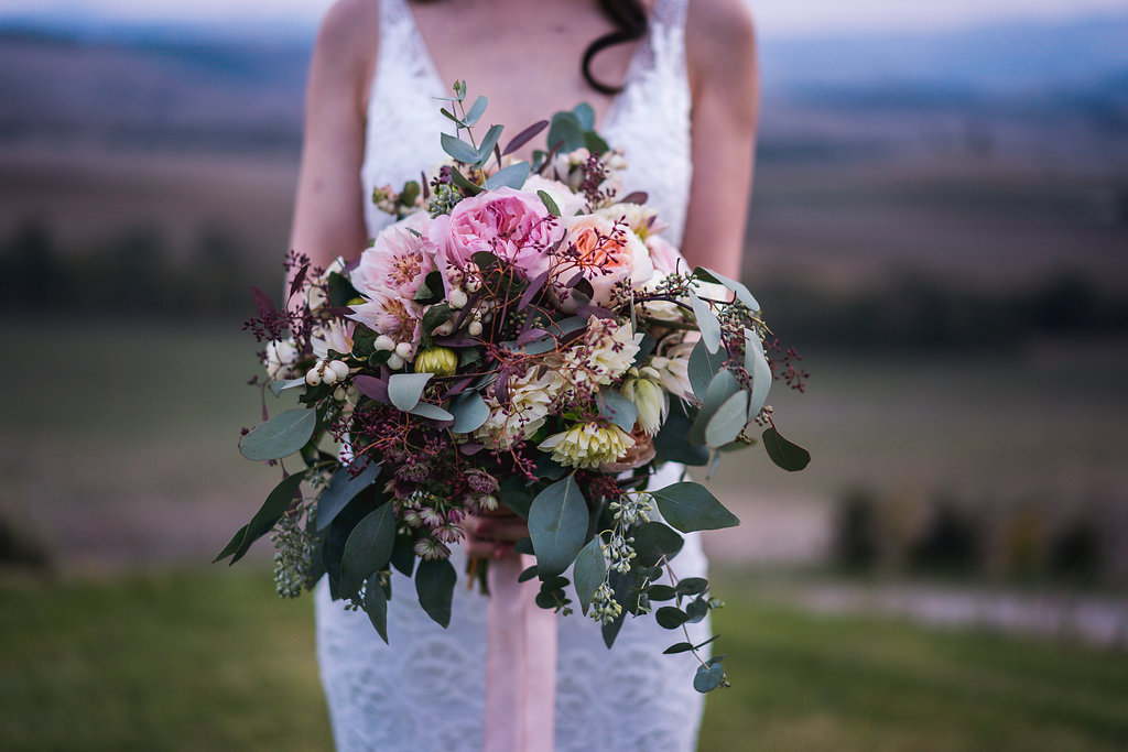 Bouquet - Wedding in Tuscany - Italian Wedding Designer