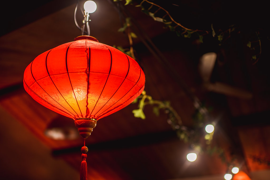 Chinese Lanterns - Wedding in Tuscany - Italian Wedding Designer