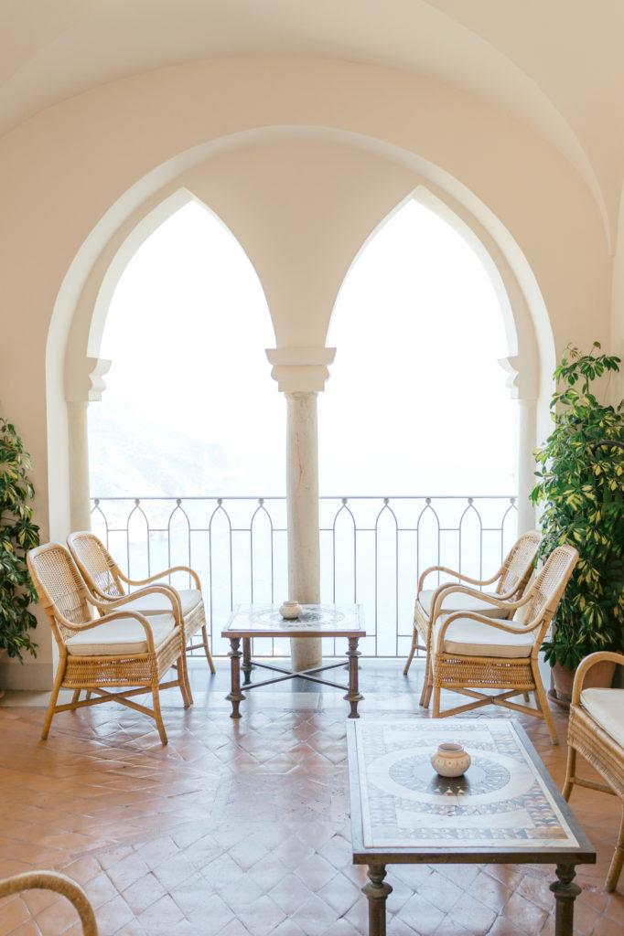 Hotel Caruso - Destination Wedding in Ravello - Italian Wedding Designer