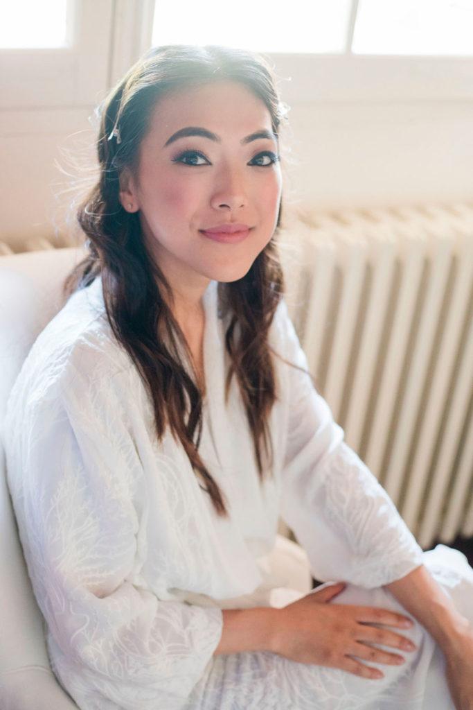 Stunning Bride - Wedding at Villa La Foce - Italian Wedding Designer