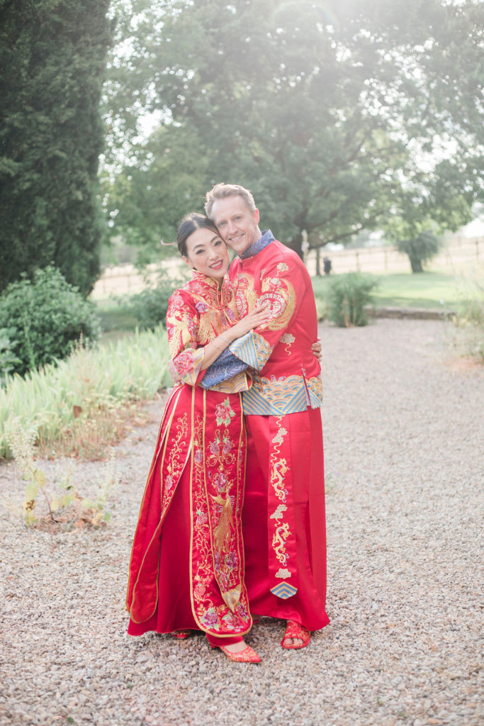 Mixed marriage - Chinese Tea Ceremony in Italy- Italian Wedding Designer