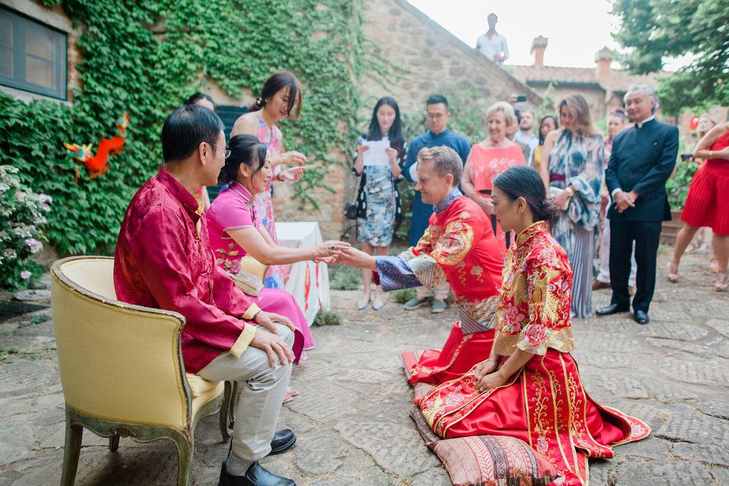 Tea - Chinese Tea Ceremony in Italy- Italian Wedding Designer