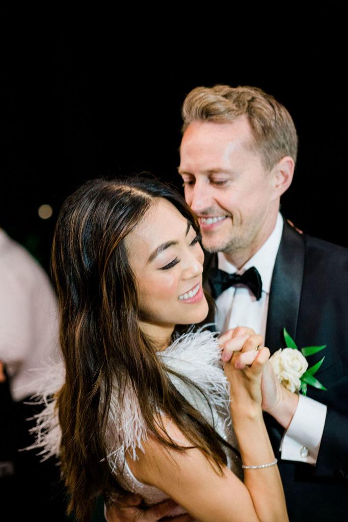 Dancing - Wedding at Villa La Foce - Italian Wedding Designer