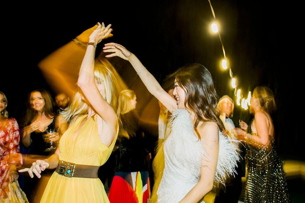 Party - Wedding at Villa La Foce - Italian Wedding Designer