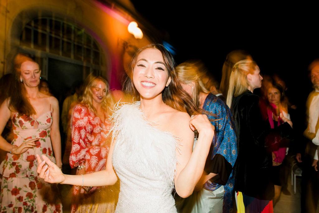 Wedding Party - Wedding at Villa La Foce - Italian Wedding Designer