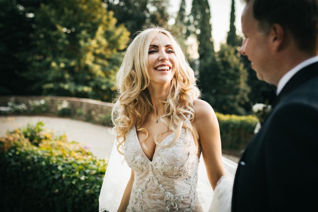 Bride & Groom's photo - Italian Wedding Designer - Wedding at Villa Le Fontanelle