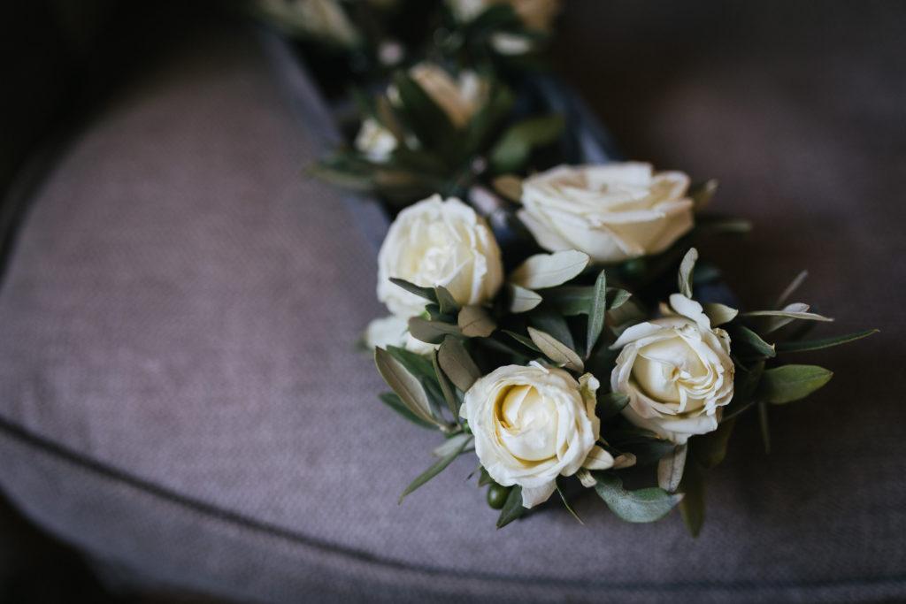 Bouttoniere - Wedding at Villa Le Fontanelle - Italian Wedding Designer