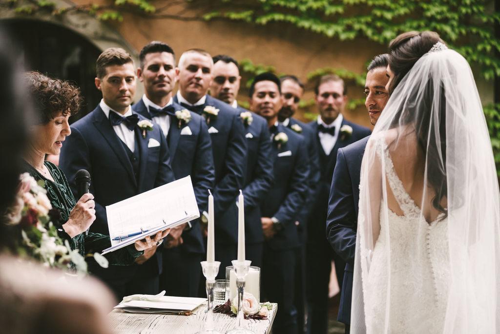 Best men - Wedding at Villa La Selva - Italian Wedding Designer