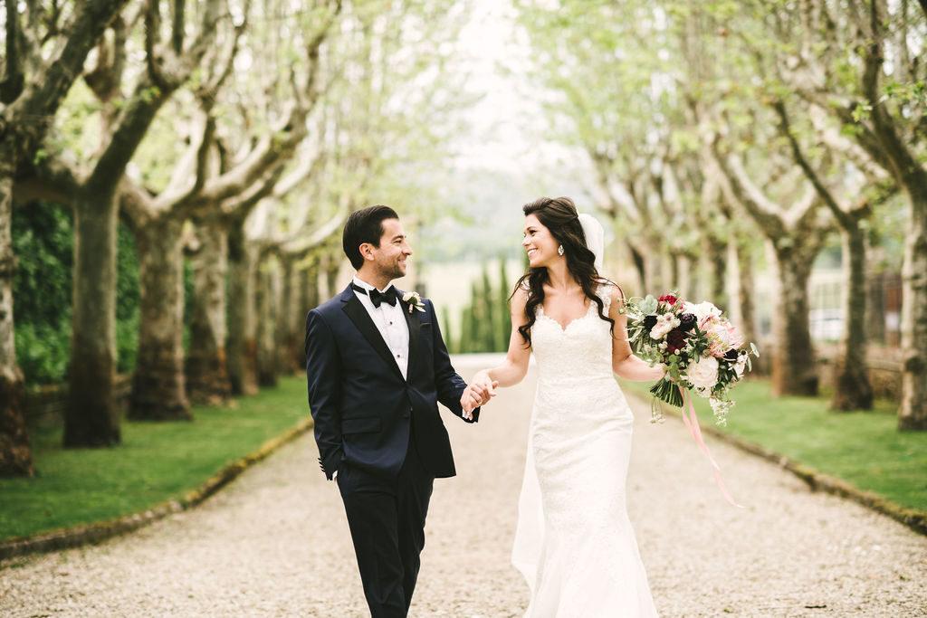 Couple photo shooting - Wedding at Villa La Selva - Italian Wedding Designer