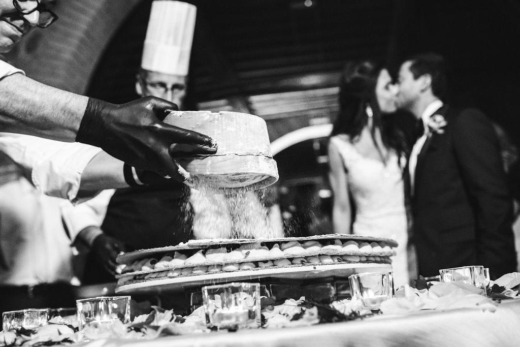 Cake - Wedding at Villa La Selva - Italian Wedding Designer