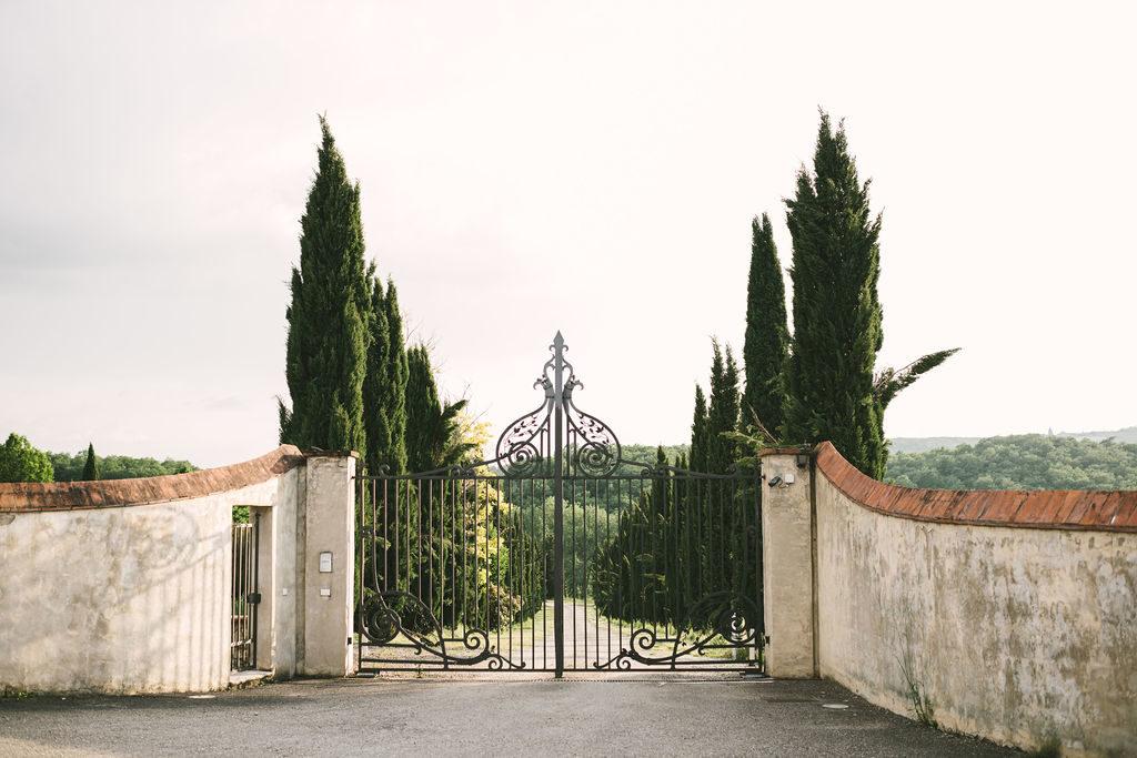 Enter - Wedding at Villa La Selva - Italian Wedding Designer