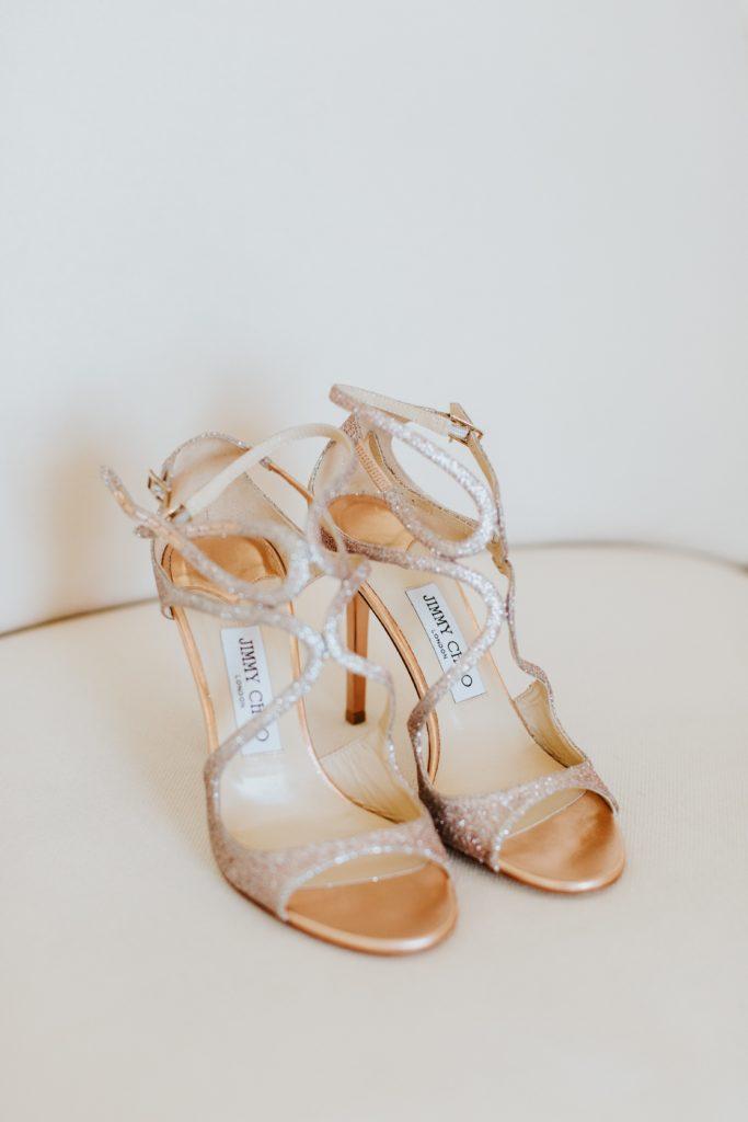 Jimmy Choo Shoes - Hindu wedding at Hotel Caruso in Ravello - Italian Wedding Designer