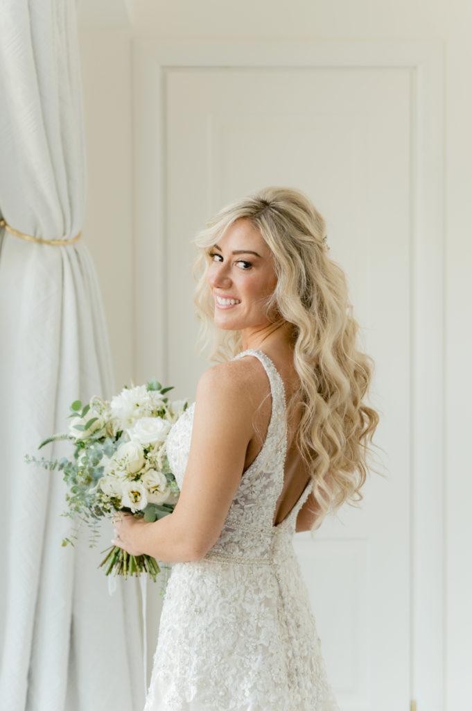 Bride in Ravello - Destination Wedding in Ravello - Italian Wedding Designer