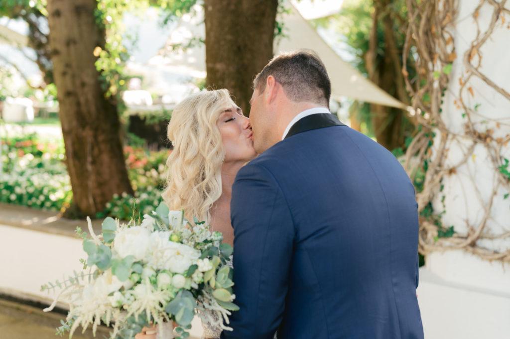 Kiss - Destination Wedding in Ravello - Italian Wedding Designer