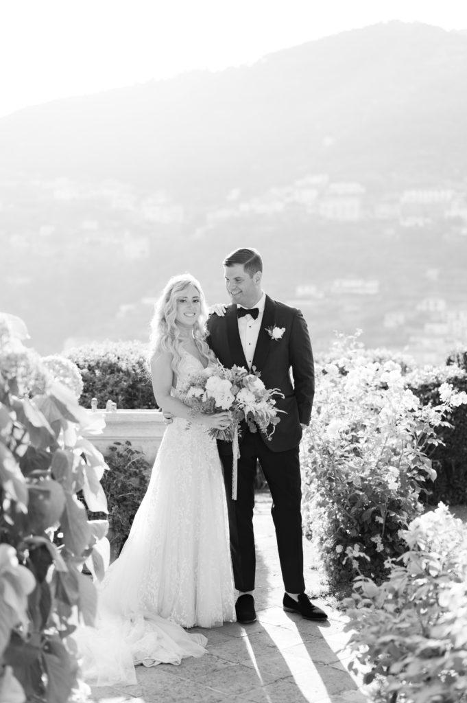 Walking in Ravello - Destination Wedding in Ravello - Italian Wedding Designer