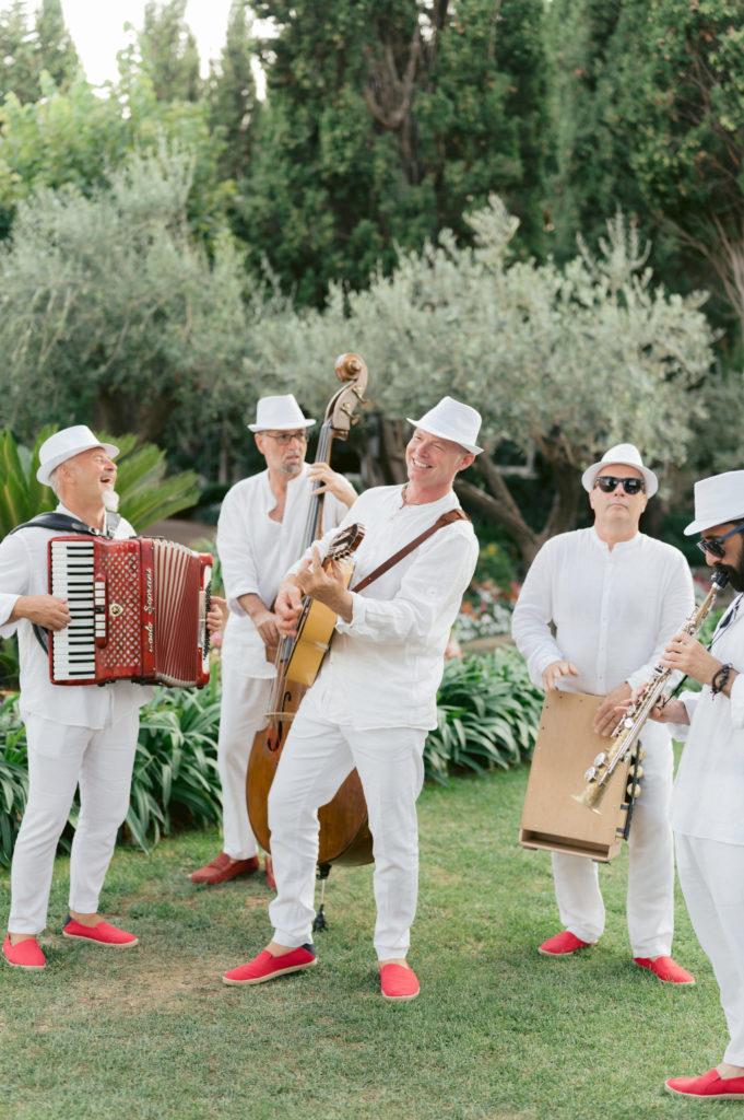 Napoletan quintet - Destination Wedding in Ravello - Italian Wedding Designer