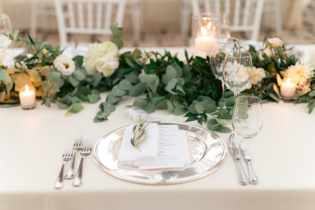 Dinner at Villa Eva - Destination Wedding in Ravello - Italian Wedding Designer