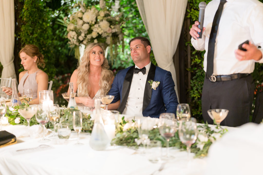 Speech - Destination Wedding in Ravello - Italian Wedding Designer