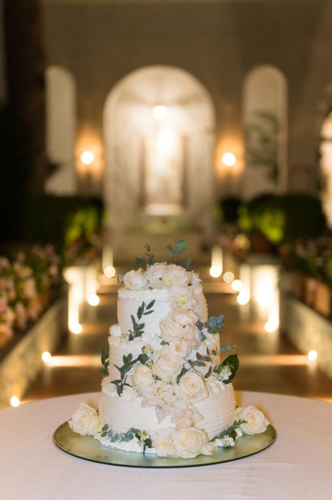 Wedding Cake from Villa Eva - Destination Wedding in Ravello - Italian Wedding Designer