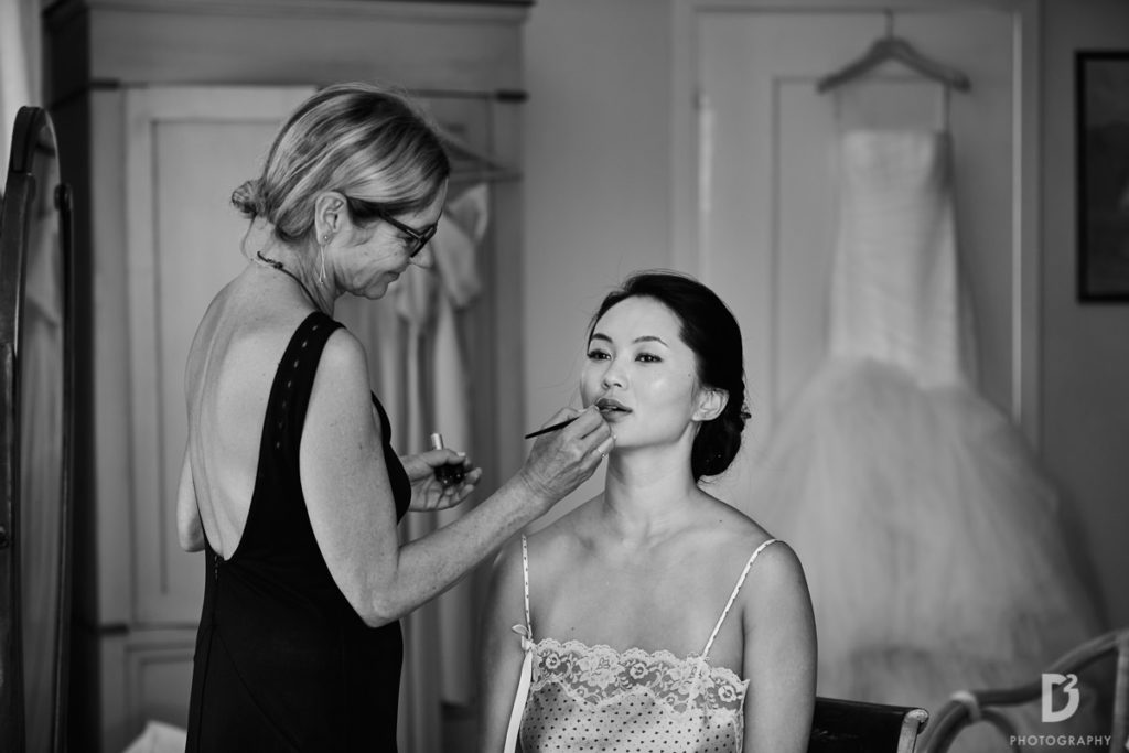 Bridal Make up - Wedding at Villa Balbianello - Italian Wedding Designer