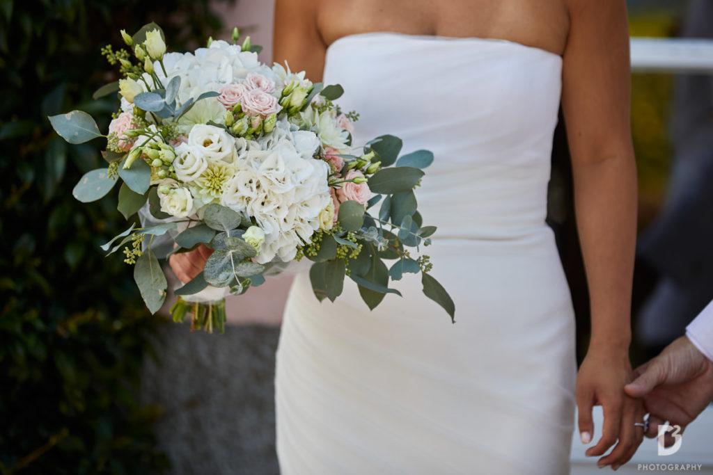 Bridal Bouquet - Wedding at Villa Balbianello - Italian Wedding Designer