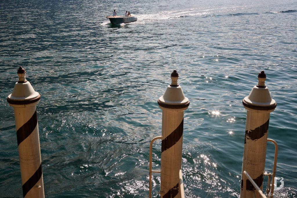 boat como lake - Wedding at Villa Balbianello - Italian Wedding Designer