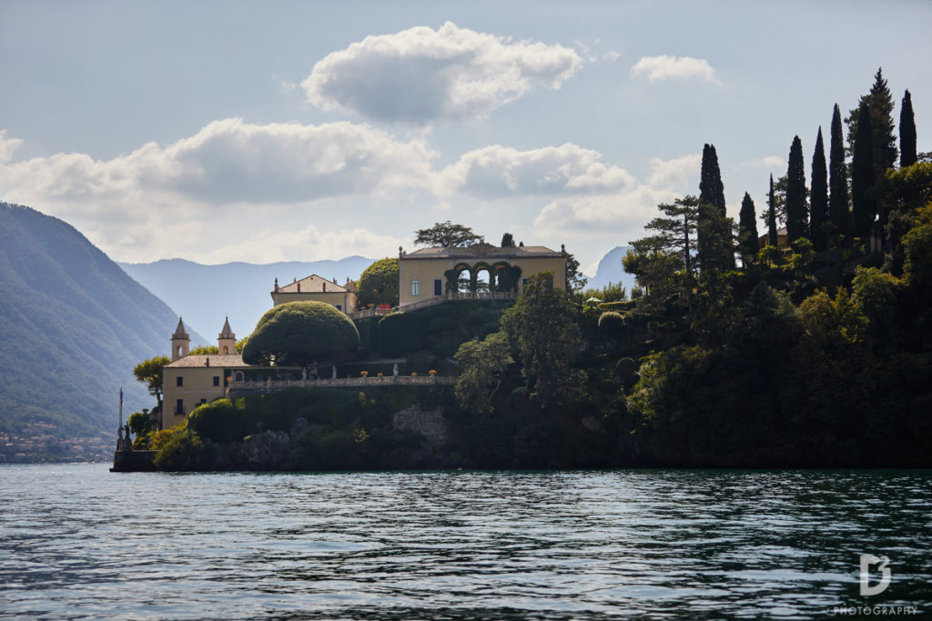 Villa Balbianello - Wedding at Villa Balbianello - Italian Wedding Designer