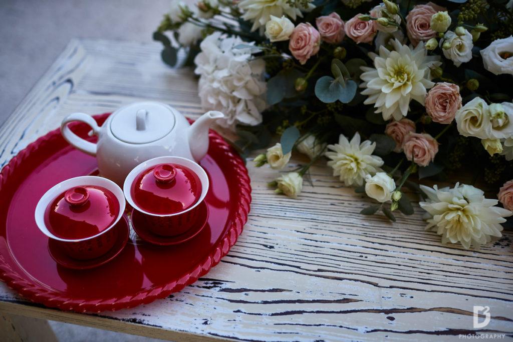 tea ceremony details - Wedding at Villa Balbianello - Italian Wedding Designer