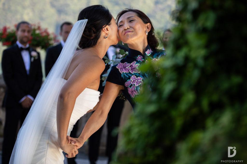 chinese bride - Wedding at Villa Balbianello - Italian Wedding Designer