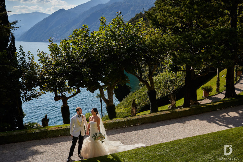 Photo shooting - Wedding at Villa Balbianello - Italian Wedding Designer