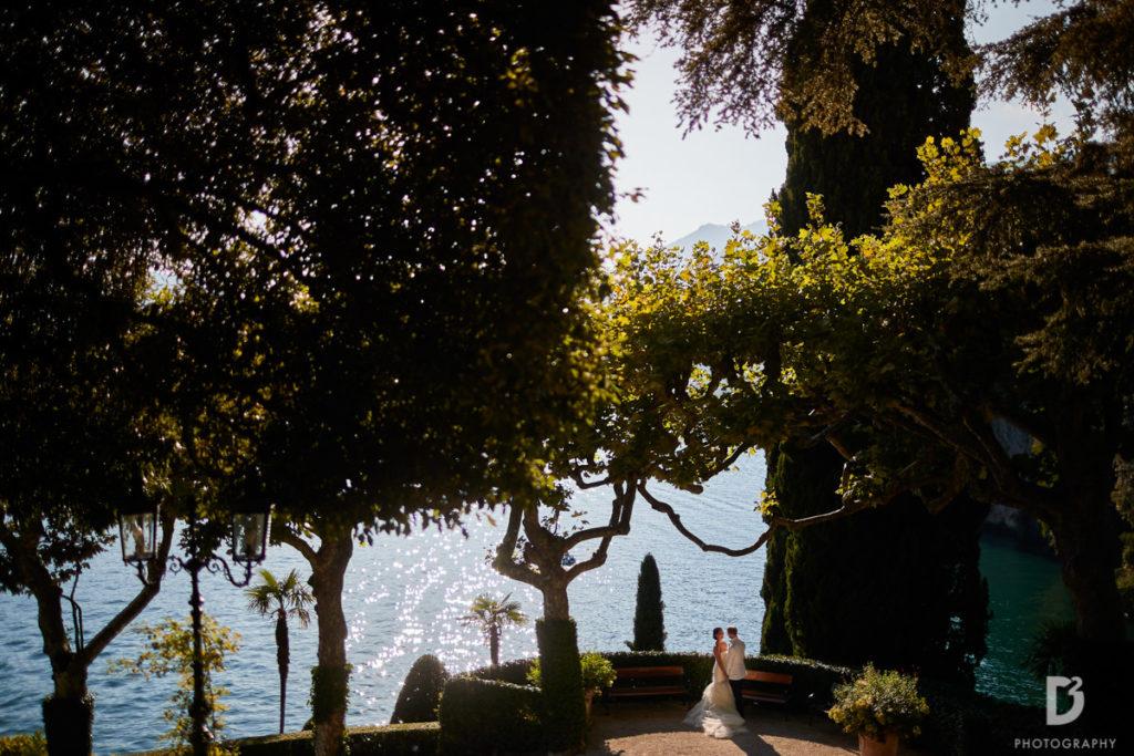 Sunset at Balbianello - Wedding at Villa Balbianello - Italian Wedding Designer